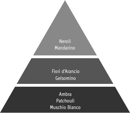 piramide olfattiva astree mathilde