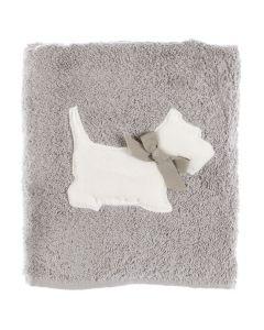 Coppia Spugna Patch Terrier Tortora