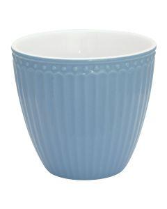Latte Cup Blu Cielo Alice
