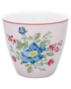 Latte Cup Roberta Rosa