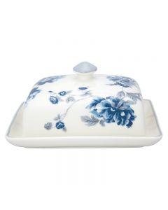 Porta Burro In Ceramica Charlotte White
