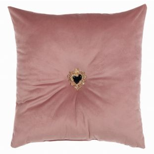 Cuscino Rosa Cuore Votivo Grande