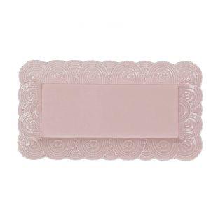 Vassoio In Ceramica Rosa Le Petit Gourmand