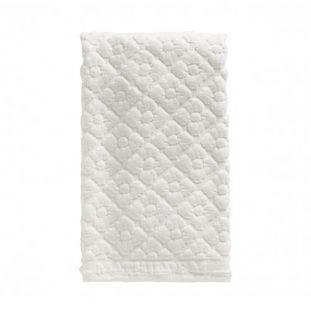 Asciugamano Douceur Floreale Bianco