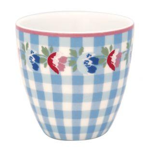 Mini Latte Cup Viola Blu