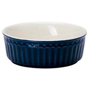 Mini Pirofila Blu Scuro Alice